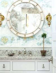 Beachy Bathroom Mirrors Beachy Bathroom Mirrors Best Nautical Bathroom Mirrors Ideas On