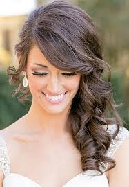 wedding hairstyles for long hair to the side efficient u2013 wodip com