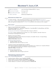Transition Resume Examples by 100 Sample Cover Letter For A Resume Cover Letter Sample