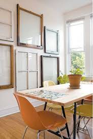 20 different ways to use old window frames gallery wall from old window frames