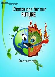 cara membuat poster untuk anak sd poster lingkungan mari menanam pohon seputar poster pinterest