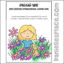 free bible lessons sunday psalm 139