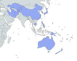 Asia Pacific Map by Transit Countries Asia Pacific U2014 Asylum Insight