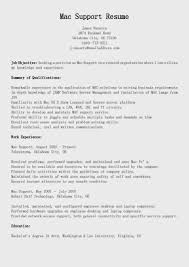 Resume Templates For Mac Mac Resume Templates