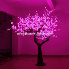 twig tree with lights 2 8m large artificial outdoor led twig tree lighted outdoor warm