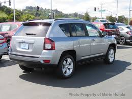 jeep crossover 2016 2016 used jeep compass 4dr fwd at marin honda serving marin county