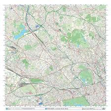London Bus Map Map West London North West London Bus Map U2022 Mapsof Travel Maps