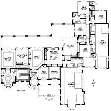 Garage Home Plans by Best 25 Large House Plans Ideas On Pinterest Beautiful House