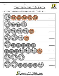 counting money worksheets 2nd grade free worksheets library