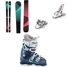 womens size 11 in ski boots ski packages