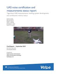 bureau europ n de pr oyance uas noise certification and measurements pdf available