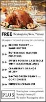 thanksgiving list of foods free printable 24 page thanksgiving planner w full recipes
