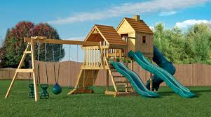 Backyard Playground Plans by Super Fun Playset Plans Outdoor Design And Ideas