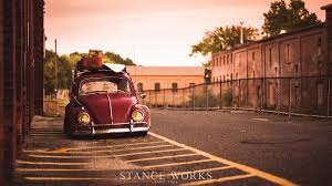 stanced volkswagen beetle out of style u0026 always broke u2013 brent favreau u0027s 1961 ragtop
