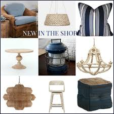 new navy and natural coastal beach house decor best selling