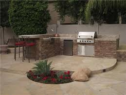 Desert Backyard Landscaping backyard cooking area i want to have this when or if i ever have