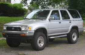 1992 toyota 4runner information and photos zombiedrive
