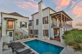 Rosemary Beach Fl by Hall Of Famer Tom Glavine Selling Florida Beach Home Sun