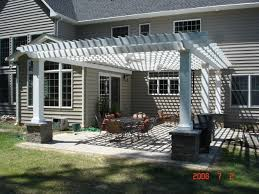 Build An Awning Over Patio by Roof Covered Patio Ideas On A Budget Building A Patio Roof
