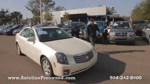 2006 cadillac cts autoline s 2006 cadillac cts 3 6l walk around review test drive