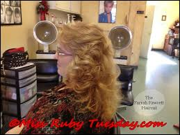 farrah fawcett hair cut instructions miss ruby tuesday how to give the farrah fawcett haircut long