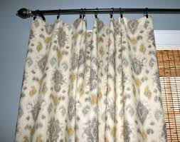 Modern Floral Curtain Panels Curtain Modern Floral Curtain Panels Drapes Spa Blue Yellow