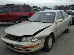 1993 toyota camry for sale salvage title 1993 toyota camry sedan 4d 2 2l 4 for sale in