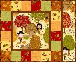 free pattern the thanksgiving wallhanging runner