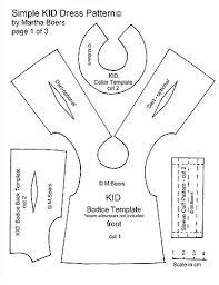 easy kid dress pattern tutorials antique lilac