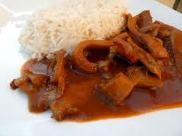recette calamar en sauce cuisinez calamar en sauce
