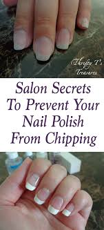 Nail Tech Meme - salon secrets how to keep your nail polish from chipping