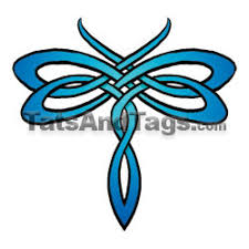 tribal dragonfly temporary tattoo designs by custom tags