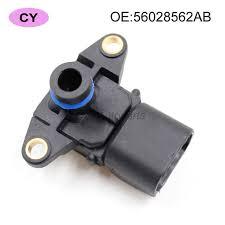 map sensor jeep aliexpress com buy map sensor 56028562ab intake manifold air