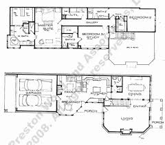 narrow lot home plans unique stock 2 story house plans narrow lots home inspiration