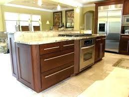 stove on kitchen island kitchen island with stove top tropical none regarding range ideas