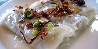 cuisine d asie banh cuon rouleaux farcis à la vapeur azizen cuisine d asie et