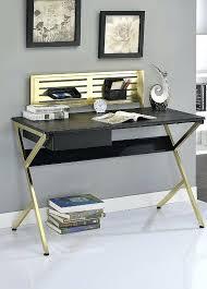 Black And White Desk Accessories Black And Gold Desk Best Black Bedroom Sets Ideas On Black