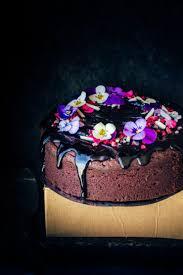 eggless chocolate cake sugar et al