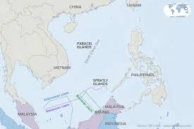 map us japan australia us japan call for south china sea code to be legally