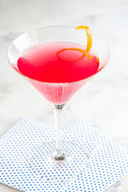 fruity martini recipes perfect cosmopolitan cocktail recipe