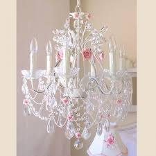 porcelain chandelier roses exquisite 6 light chandelier with pink porcelain