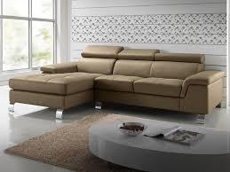 canape cuir taupe angle canapé d angle gauche mishima cuir de vachette taupe canapé cuir