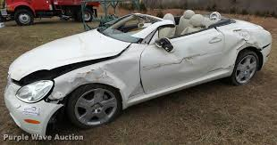 lexus convertible sc430 2004 lexus sc430 convertible item da2542 sold march 29