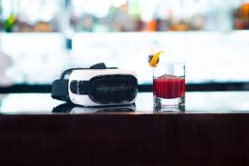 london u0027s lobby bar takes patrons on a journey with virtual reality