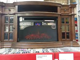 richmond electric fireplace media console with wi fi what u0027s it worth