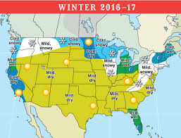 Rainfall Map Usa 2016 2017 Long Range Weather Forecast For U S And Canada Old