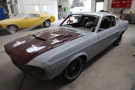 pictures of 1967 mustang fastback 1967 mustang fastback gt500 metalworks auto restoration
