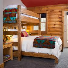 3 Person Bunk Bed Rooms The Bivvi Hostel Breckenridge Co