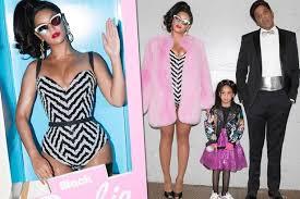Barbie Box Halloween Costume Sale Beyonce Shows Amazing Figure Barbie Jay Blue