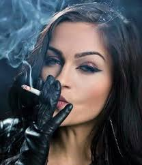 italian domme in hair curlers pin by dryer dry on smoking babes pinterest smoking gloves
